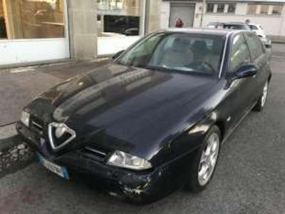 usata Alfa Romeo 166 2.0i V6 turbo cat Super Distinctive