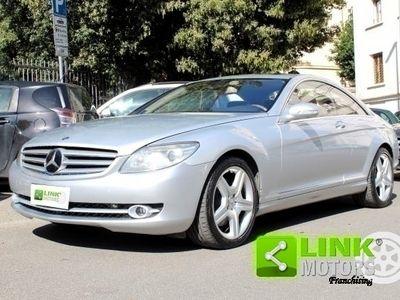 used Mercedes CL500 ClasseChrome, Automatica