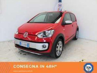 usata VW cross up! up! 1.0 75 CV 5 porteNAVI,CERCHI IN LEGA!!! Benzina