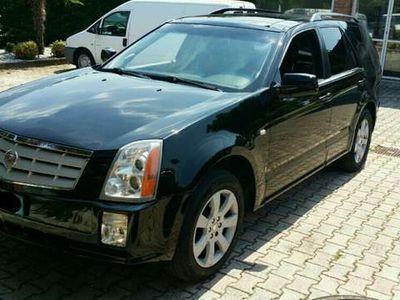 usata Cadillac SRX 3.6 V6 aut. AWD Sport Luxury GPL 7 posti
