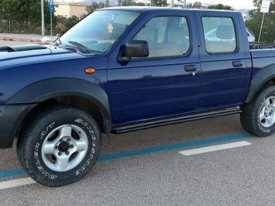 usata Nissan Navara 2.5 tdi 4x4 - 2004