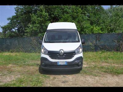 usata Renault Trafic Furgone T29 1.6 dCi 125CV S&S PC-TN Zen Heavy del 2016 usata a Siena