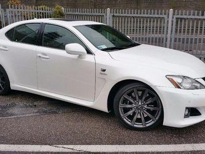 usata Lexus IS-F V8 5.0 cc