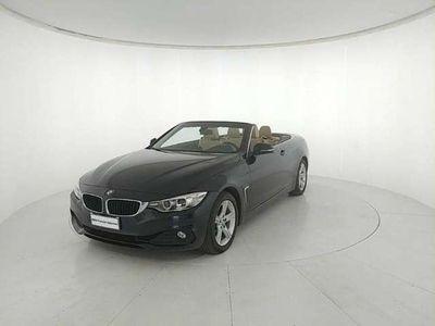 usata BMW 430 dA Cabrio Advantage