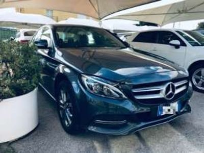 usata Mercedes C250 BlueTEC 4Matic Automatic Sport