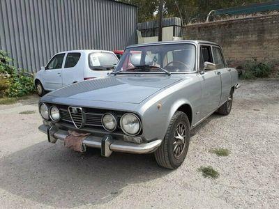 usata Alfa Romeo Alfetta - Anni 70