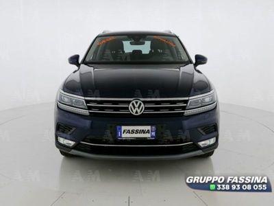 brugt VW Tiguan 2.0 TDI 190 CV SCR DSG 4MOTION Executive BMT