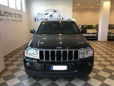 gebraucht Jeep Grand Cherokee 3.0 V6 CRD Limited #FULL OPT