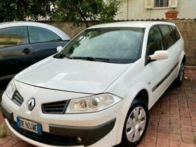 usata Renault Mégane station wagon 2007 1.5dci 110cv