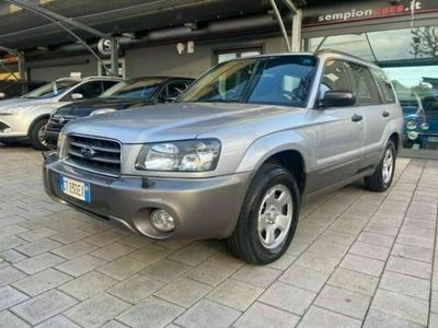 usata Subaru Forester 2.0 16v cat x jtg mq bi-fuel unico proprietario