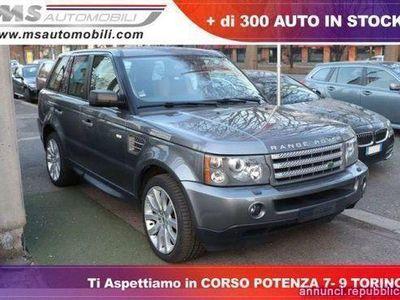 brugt Land Rover Range Rover 3.6 TDV8 HSE Unicoproprietario Torino