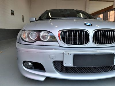 "usata BMW 325 Cabriolet - PACK ""M"" - UNICO PROPRIETARIO - HARD TOP"