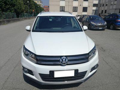 usata VW Tiguan 2.0 TDI 150CV 4MOTION DSG Sport