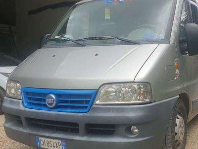 usata Fiat Ducato 15 2.3 JTD PM Scudato