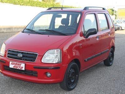usata Suzuki Wagon R+ 4x4