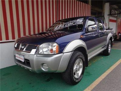 usata Nissan Navara 2.5 Tdi Motore Nuovo! 4 Porte Double Cab 5 Posti Usato