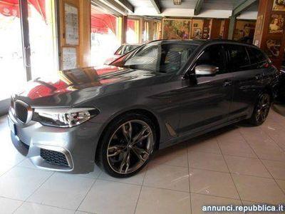 usata BMW 550 d xDrive Touring FULL+TETTO+IVA ESPOSTA Milano