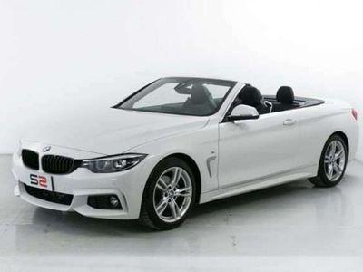 usata BMW 420 Serie 4 Cabrio d Msport usato