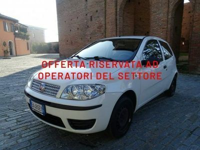 usata Fiat Punto Classic 1.2 3 porte Active GPL