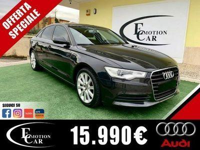 usata Audi A6 2.0 TDI 177 CV multitronic Business plus