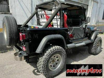 usata Jeep Wrangler 2.5 Laredo usato