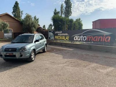 usata Hyundai Tucson 2.0 CRDi TD Dynamic4WD
