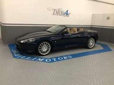 usata Aston Martin DB9 Volante Touchtronic 6.0 455cv Facel.*solo23.000km* Benzina