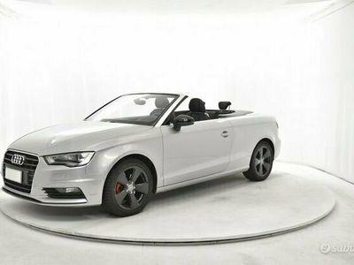 usata Audi A3 Cabriolet 2.0 TDI S-Tronic Ambition