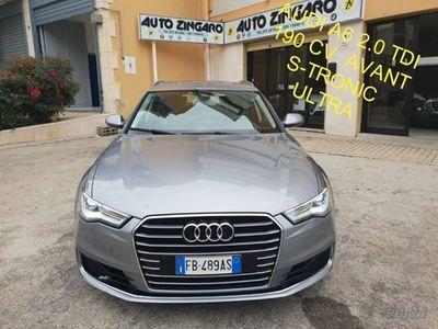 usata Audi A6 2.0 tdi 190 cv s.w. s-tronic navi pelle bi