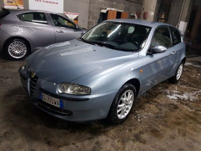 gebraucht Alfa Romeo 147 1.6 jtd progrssion intramontabile fullll