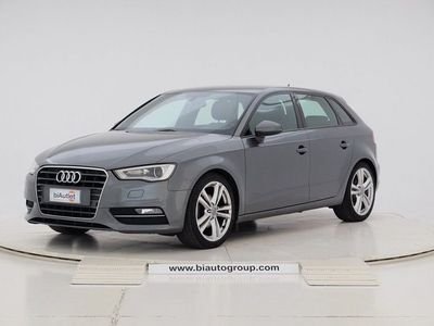 usado Audi A3 A3 SPB 2.0 TDI 150 CV clean diesel S tronic AttractionSPB 2.0 TDI 150 CV clean diesel S tronic Attraction