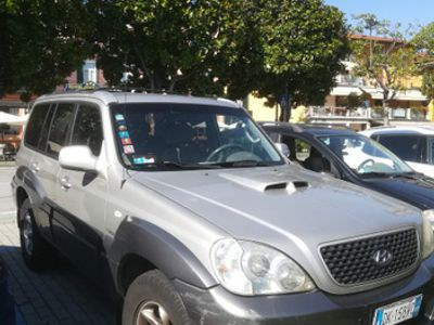used Hyundai Terracan - 2007
