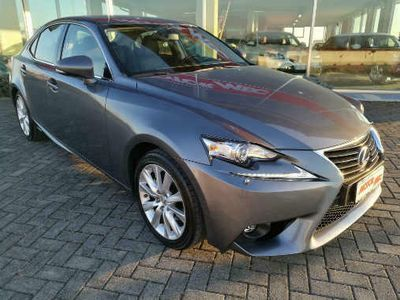 usata Lexus IS300h 2.5i 181cv Hybrid Executive Automatica Xeno e6B