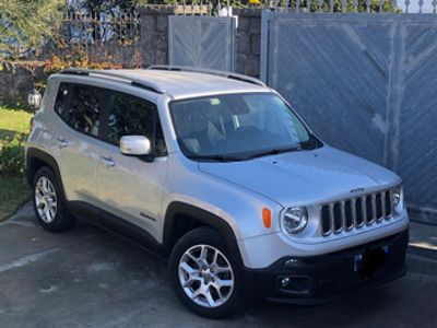 usata Jeep Renegade limited