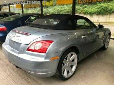 usata Chrysler Crossfire 3.2 cat Roadster Limited Automatic Napoli