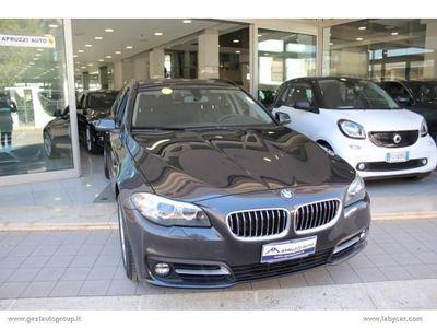 usado BMW 525 D xDrive Touring Business aut. NAVI SENSORI