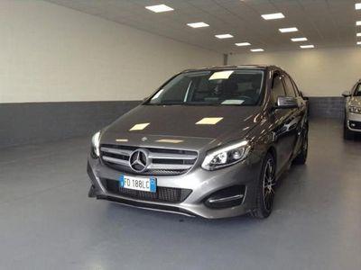 usata Mercedes B220 d Automatic 4Matic Premium