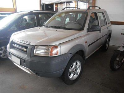 usata Land Rover Freelander Station Wagon GPL CON BOMBOLA NUOVA, SPAZIOSA