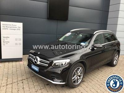 gebraucht Mercedes GLC220 CLASSE GLC GLCPremium 4matic auto