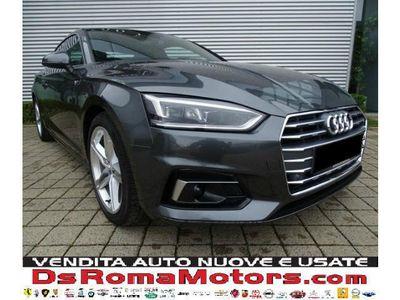 usata Audi A5 COUPE 2.0TDI S-TRONIC S-LINE NAVI PLUS COCKPIT