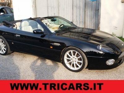 usata Aston Martin DB7 Vantage Volante IMMACOLATA PERMUTE.