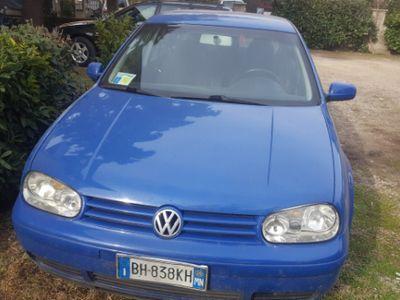 brugt VW Golf IV Golf 1.8 turbo 20V cat 5p. GTI
