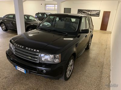 gebraucht Land Rover Range Rover Sport Range Rover Sport 2.7 TDV6 HSE