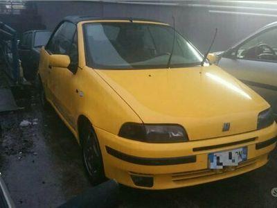 usata Fiat Punto Cabriolet 1.2 16v ELX 1999 GPL 97000 km