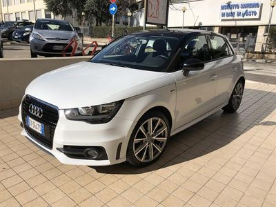 usata Audi A1 Sportback 1.6 TDI S-TRONIC SLINE - VASTO (CH)