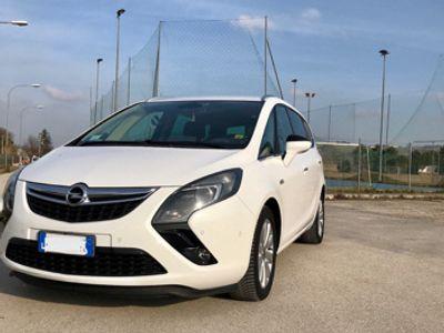 usata Opel Zafira Tourer 1.6 turbo metano 150cv