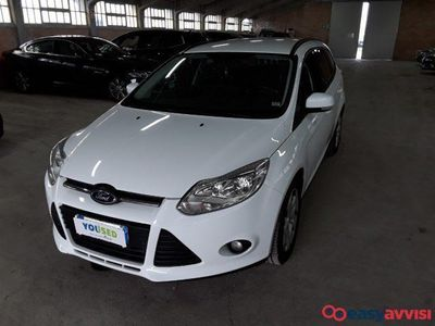 second-hand Ford Focus 1.6 120 CV GPL SW
