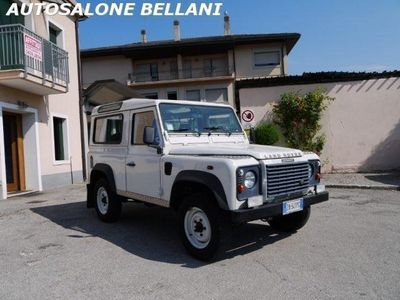 used Land Rover Defender 90 2.5 td5 autocarro