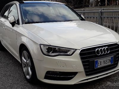 usata Audi A3 Sportback 1.6 tdi 110cv s-tronic perfetta