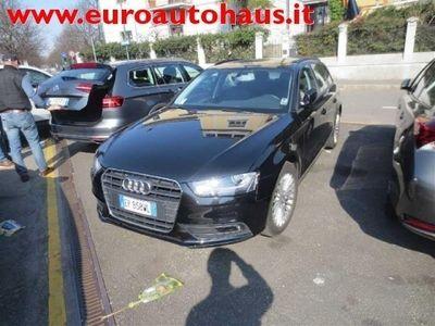 usata Audi A4 Avant 2.0 TDI 120 CV Business Plus (Navi,BiXenon)
